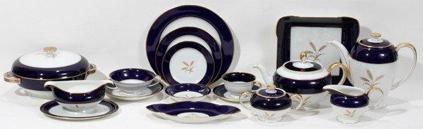 121012: ROSENTHAL 'DIGNITY' PORCELAIN DINNER SERVICE