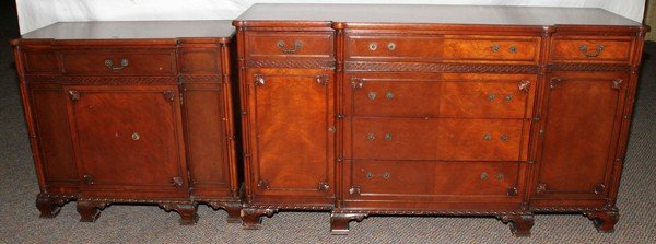 020011: MAHOGANY ASSOC. INC. MAHOGANY BUFFET & SERVER,