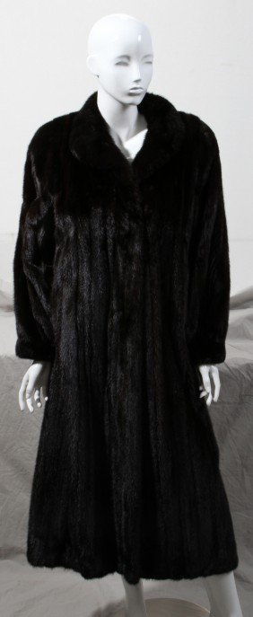 LADY'S RANCH MINK COAT