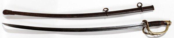 030248: MANSFIELD AND LAMB CIVIL WAR SWORD, C1864,