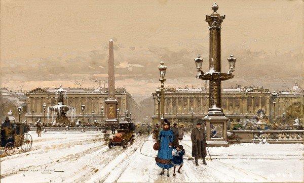 032022: EUGÈNE GALIEN-LALOUE (FRENCH 1854-1941),