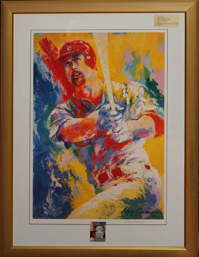 051368: LEROY NEIMAN (1927-), LITHOGRAPH, SIGNED,