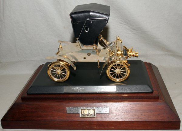070008: 1903 MODEL 'A' FORD, 1/8 SCALE RUNABOUT,