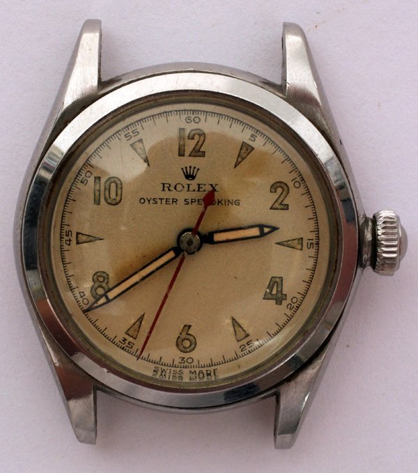 071196: ROLEX OYSTER SPEEDKING WATCH