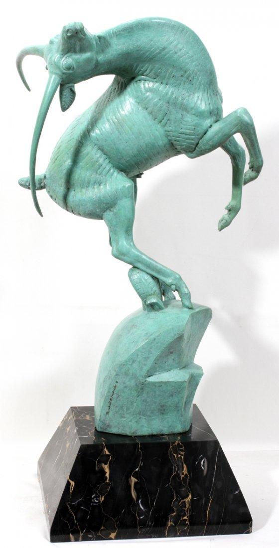 072043:MARSHALL FREDERICKS (US, 1908-1998), BRONZE
