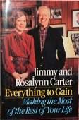 100373: JIMMY & ROSALYNN CARTER AUTOGRAPHED 1ST ED BOOK