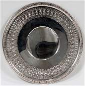 122366 DURGIN DIVISION OF GORHAM STERLING SILVER TRAY