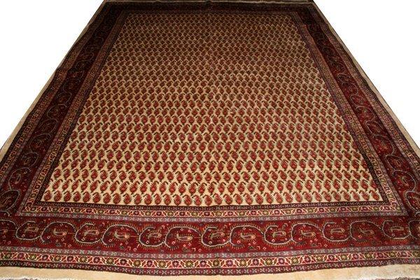 PERSIAN WOOD CARPET 10' X 14'