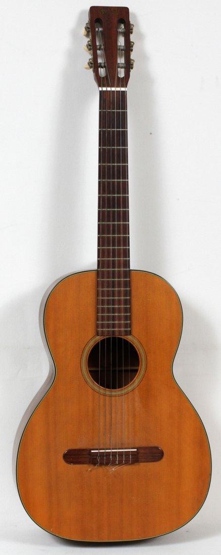 MARTIN GUITAR, MODEL 00 - 18C, SERIAL #222503, C1976