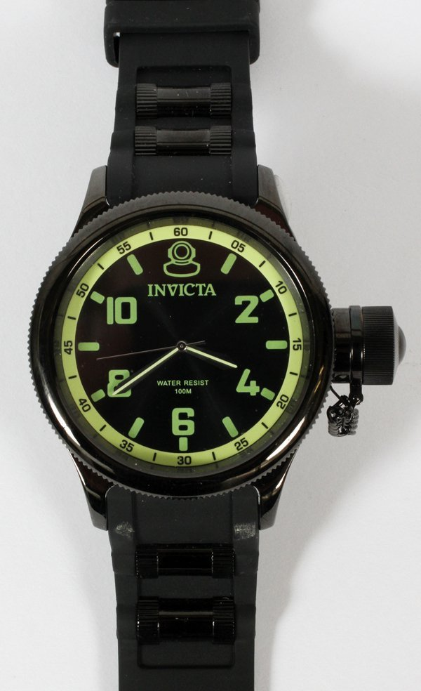 RUSSIAN INVICTA 1959 DIVER WRISTWATCH, #1440