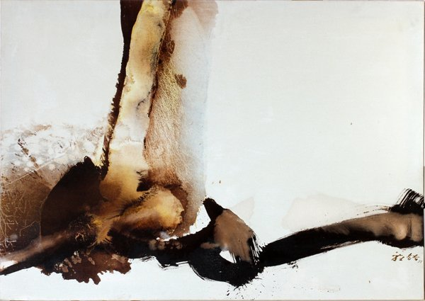 CHUANG CHE MIXED MEDIA, 1975, THE GREAT EART #1