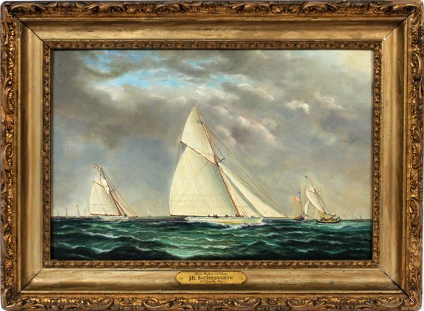ATTRIBUTED TO JAMES E. BUTTERSWORTH, OIL