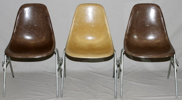 CHARLES & RAY EAMES FOR HERMAN MILLER CHAIR