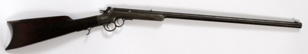 FRANK WESSON SPORTER MODEL RIFLE .38 CAL