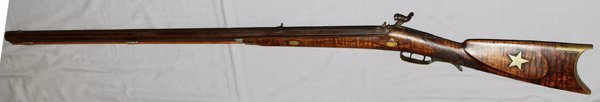 KENTUCKY STYLE PERCUSSION CAP SPORT RIFLE .32CAL