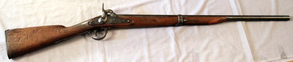 HARPERS FERRY MODEL 1842 PERCUSSION MUSKET C1849