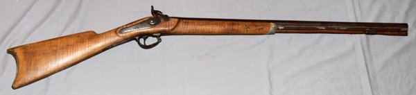 EUROPEAN PERCUSSION CAP MUSKET