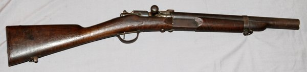 FRENCH FLARE CARBINE #642 C1914