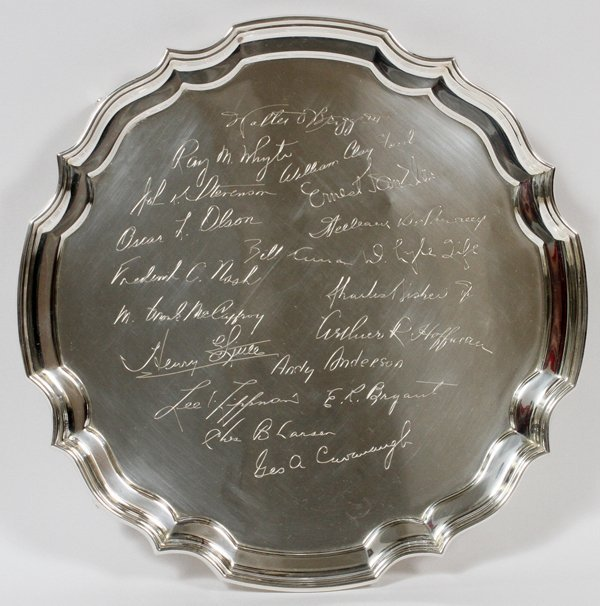 STERLING SALVER PURCHASE OF THE DETROIT LIONS