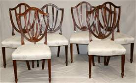 BAKER FURNITURE CO HISTORIC CHARLESTON CHAIRS