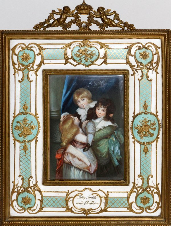 ENGLISH PAINTING AFTER SIR REYNOLDS, CHILD