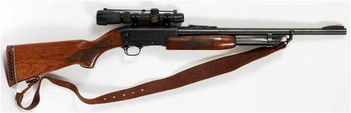 ITHACA DEERSLAYER 12 GA  SHOTGUN PUMP ACTION