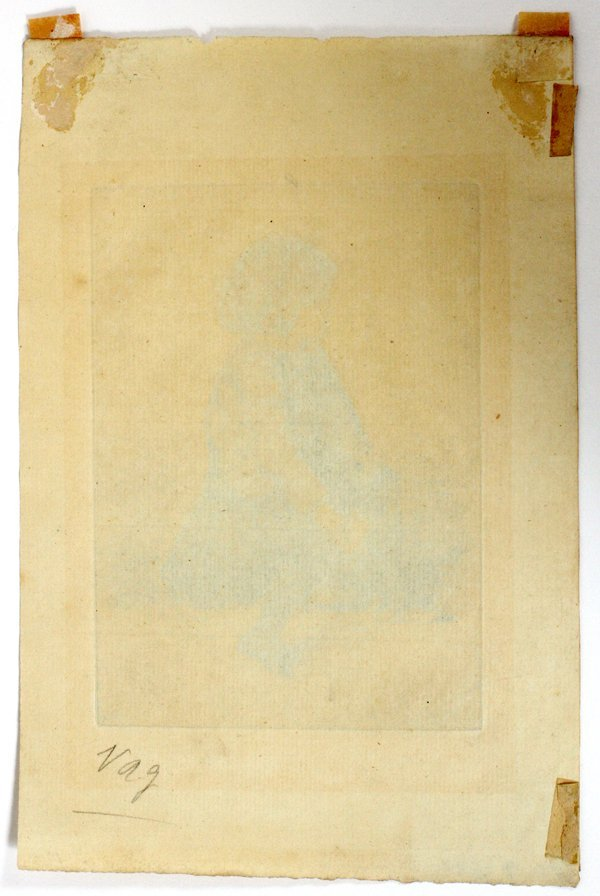 JAMES A. MCNEILL WHISTLER ETCHING, SEYMOUR - 3
