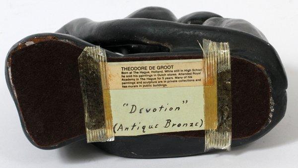 THEODORE DEGROOT AUSTIN PRODUCTS CERAMIC SCULPTURE - 4
