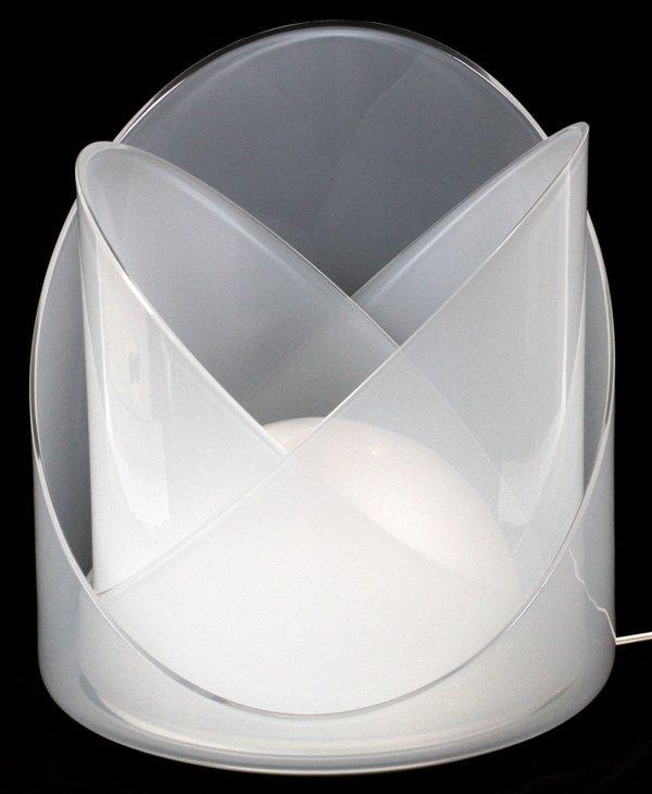 ITALIAN MODERN GLASS LAMP