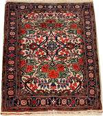 PERSIAN KERMAN HANDWOVEN RUG