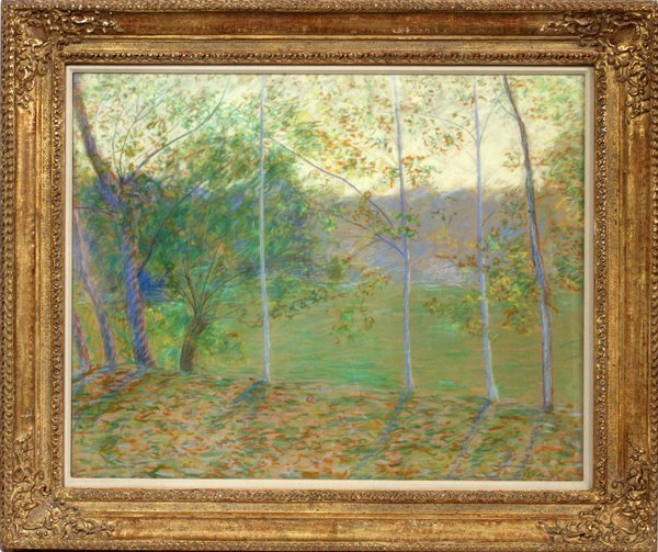 LILLA CABOT PERRY, PASTEL
