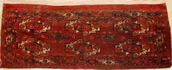 BOKHARA ORIENTAL RUG C 1900