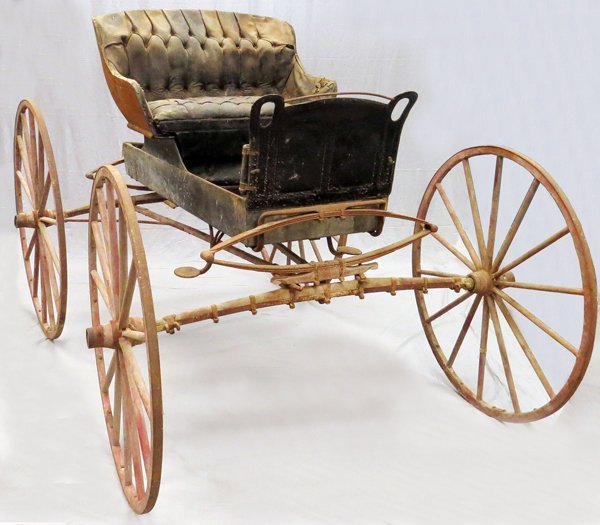 "DURANT-DORT CARRIAGE COMPANY ""BLUE RIBBON"""