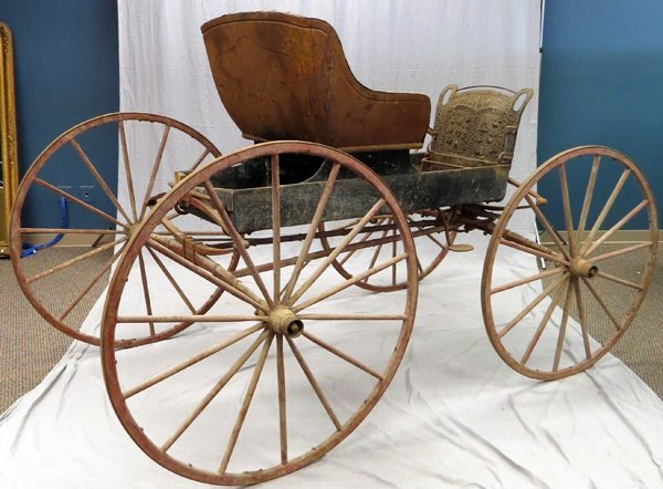"DURANT-DORT CARRIAGE COMPANY ""BLUE RIBBON"" - 6"
