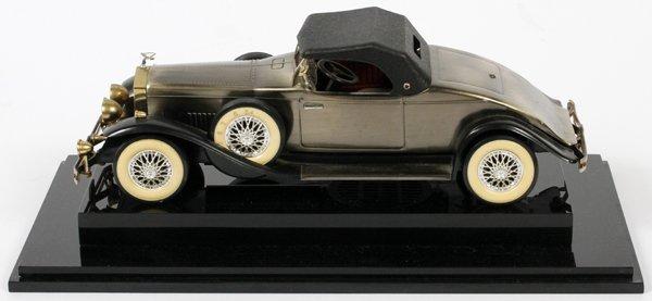 1931 ROLLS ROYCE TRANSISTOR AM RADIO CAR