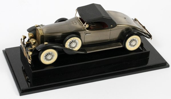 1931 ROLLS ROYCE TRANSISTOR AM RADIO CAR - 2