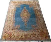 PERSIAN KERMAN ORIENTAL RUG