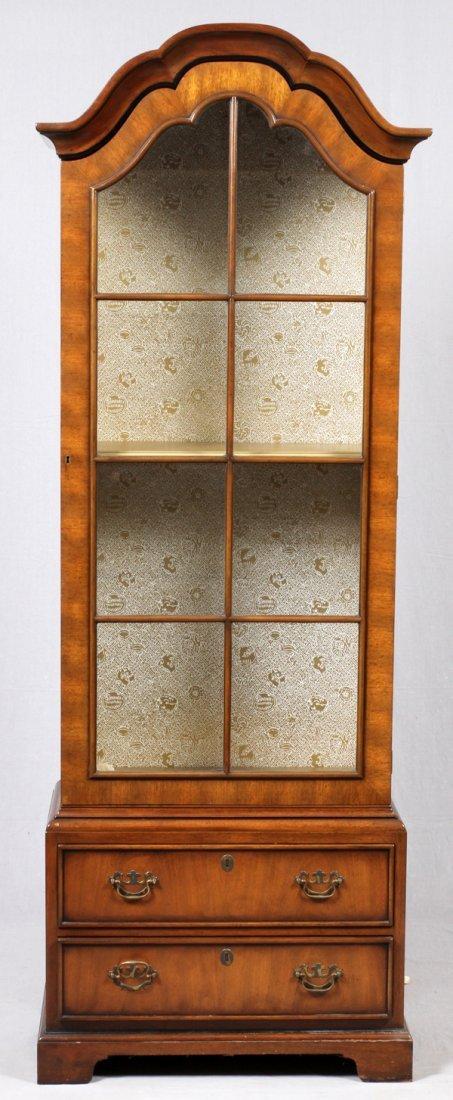 Kittinger Furniture Co Curio Cabinet C 1940 Dec 12 2014