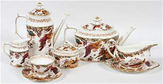 ROYAL CROWN DERBY PORCELAIN TEA & COFFEE