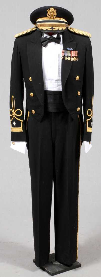 Us Army Mess Dress Lt Colonels Uniform And Hat