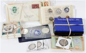 U.S. PROOF COIN SETS MINT COLLECTION 1960-74 SETS