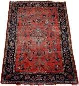 SAROUK PERSIAN RUG EARLY 20TH C