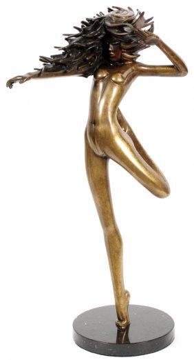 Tom Bennett Bronze Sculpture