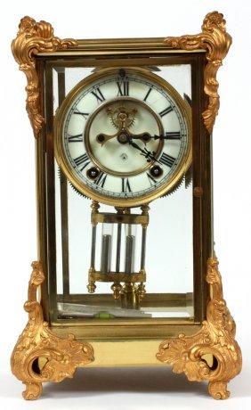 Ansonia Mantle Clock 1902