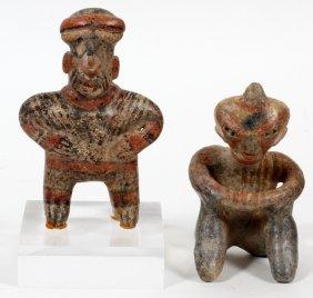 Pre-columbian Terracotta Figures