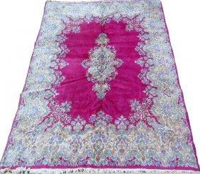 Kerman Handwoven Wool Rug