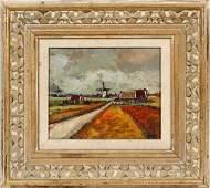 HANS AXEL OIL ON CANVAS 1890
