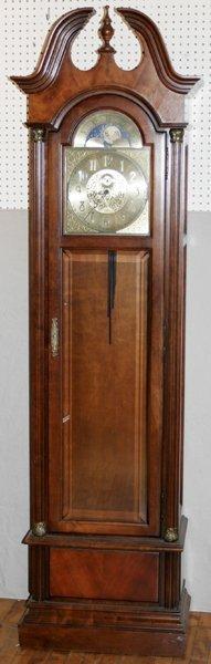 021017: H. MILLER 'WESTMINSTER' GRANDFATHER CLOCK