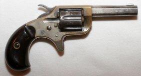 Colt .22 Cal 7 Shot Pocket Pistol Revolver