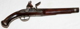 European Flintlock Pistol Bbl